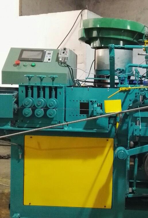 电镀勾焊接衣架成型机高速衣架机